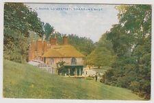 Suffolk postcard - Lowestoft, Sparrows Nest