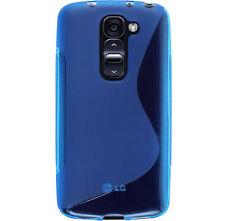 Custodie preformate/Copertine blu LG per cellulari e palmari