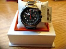 ESQ Movado Men's 07301418 Excel Black PVD Chrono Watch