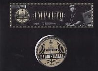 Daddy Yankee Impacto Original and Rare Promo Remixes with Fergie 2007 Vinyl LP