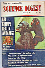 Science Digest February 1966