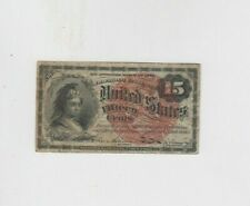 Fractional Currency civil war era item to 1870''s  one note fine