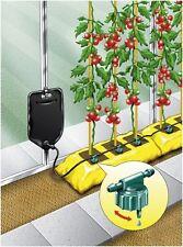 Big Drippa Bewässerungssystem für 6 Pflanzen Garland Bewässerungsset + Infoflyer