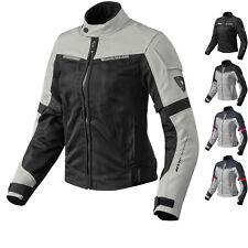 Rev It Airwave 2 Ladies Motorcycle Jacket Womens Summer Bike Vented CE Armoured