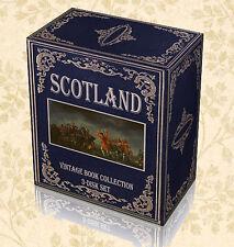Scotland History Ancestry 650 Rare Books on 3 DVDs  Scottish Family Genealogy E5