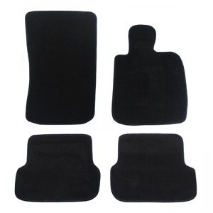 For BMW 1 Series E87 Hatch 2004 to 2011 Tailored Car Carpet Floor Mats