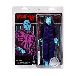 Friday the 13th - Jason Video Game - 8'' Clothed Action Figure