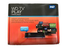Western Digital  WDTV WD TV Play Model C2H Media Player with Remote