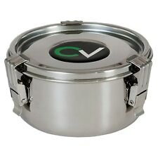 Medium cVault C Vault Storage Container Stainless Steel Boveda Humidifier New