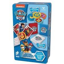 Nickelodeon Paw Patrol Jumbo Playing Card Superset for Boys & Girls 5+