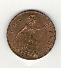 GV. 1936. PENNY . GOOD GRADE at least E.F.SEE PICTURES