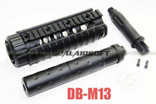 D-BOYS Airsoft Toy Special Operation RIS Front Set - DB-M13