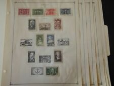 French Used Worldwide Stamps