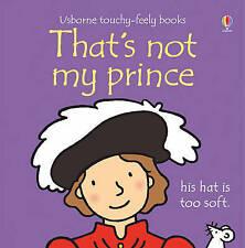 No es mi príncipe, Fiona Watt, Libro Nuevo