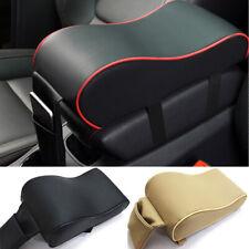 Universal Soft PU Leather Car Armrest Box Decor Mat Console Pad Cushion Durable