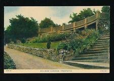 Wales Flintshire PRESTATYN Hillside Gardens Tuck Rapholette PPC c1950s?