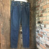 Lucky Brand Zoe Skinny Blue Jeans Womens 4 27 Denim