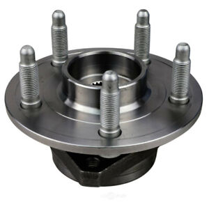 Wheel Bearing and Hub Assembly-AWD Front,Rear CRS Automotive Parts NT513288