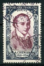 PROMO / STAMP / TIMBRE FRANCE OBLITERE N° 867 A.M. CHENIER COTE 13 €