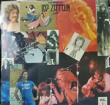 Led Zeppelin (The Best Of.....Live. Vol. I )