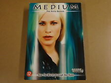 5-DISC DVD BOX / MEDIUM - SEASON 5 / SEIZOEN 5