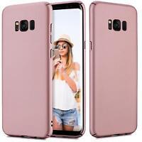 Samsung Galaxy S7 Edge Hülle Tasche Case Cover Backcover Handyhülle Rosegold
