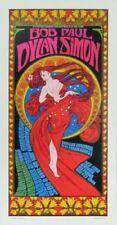Bob Dylan Vintage Art Posters