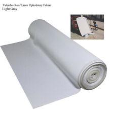 Custom Headliner Upholstery Spong Fabric Automotive Roof Rips Sag Renew 1.5x2.5M