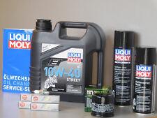 Sistema de mantenimiento HONDA VFR 800 Filtro de aceite bujía CADENA Servicio