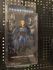 "NECA Prometheus Meredith Vickers Action Figure 7"" Alien Weyland Charlize Theron"
