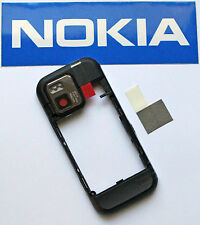 ORIGINAL NOKIA N97 mini B-COVER GEHÄUSE BACKCOVER BLACK HOUSING ABSORBER NEU NEW