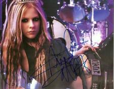 AVRIL LAVIGNE #1 REPRINT SIGNED 8X10 PHOTO AUTOGRAPHED CHRISTMAS GIFT MAN CAVE