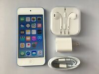 Apple iPod touch 6th Generation Blue (64 GB) new