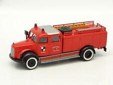 Brekina 1/87 HO - Magirus Deutz Feuerwehr Hechningen Firefighters