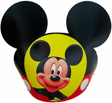 MICKEY MOUSE CLUBHOUSE FANCY PARTY HATS - PARTY SUPPLIES - PACK OF 8