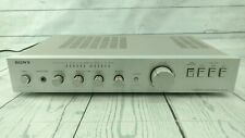 Untested SONY TA-F30 Integrated Amplifier Parts or Repairs