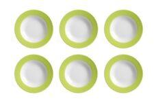 Flirt By Ritzenhoff & Breker DOPPIO grün Suppenteller-set 6tlg.
