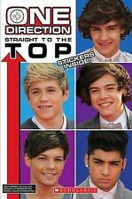 One Direction: Straight to the Top! by Molly Hodgin (Paperback / softback, 2012)