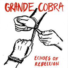 GRANDE COBRA - echoes of rebellion LP NEW rocket from the crypt