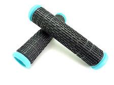 Cannondale Morse 135mm MTB Grips (Black/Blue)