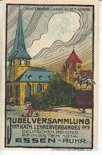 Jubelversammlung des Kath. Lehrerverbandes Pfingsten 1914  Essen