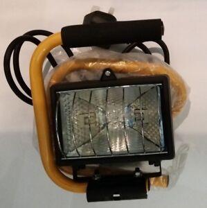 Halogen Flood Light  Portable Flood Light Dust & Waterproof IP44