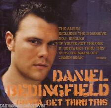 DANIEL BEDINGFIELD - Gotta Get Thru This (UK 13 Tk 2002 CD Album)