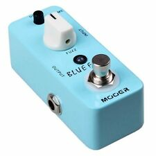 Mooer Micro Compact 'Blues Faze' Fuzz Effects Pedal, MFZ1
