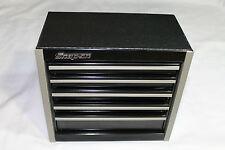 Snap On Black Mini Bottom Roll Cab Tool Box Rare  Brand New