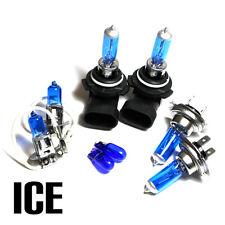 BMW SERIE 3 E90 320d 55w ICE BLUE XENON HID principale/Dip/Nebbia/Laterale Lampadine Set