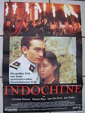 INDOCHINE - Catherine Deneuve, Vincent Perez - 2 Filmplakate A1