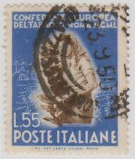 (IT365) Italy 55L brown and blue EU Tobacco ow757