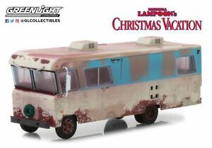 Greenlight 1:64 1972 Condor II RV Lampoons Christmas Vacation 1989 - 33100-A