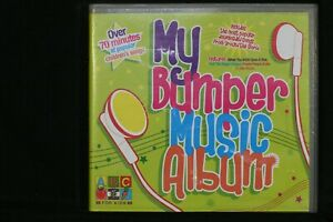 My Bumper Music Album - Over 70 Minutes Of Children's Songs ABC Kids - CD (C872)